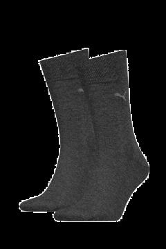 Pack 2 calcetines altos piqué