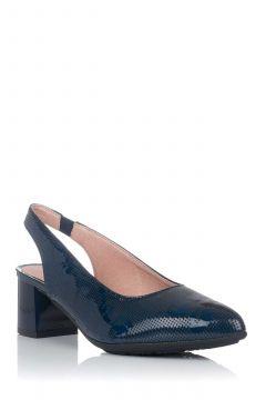 Zapato De Vestir de piel Charol