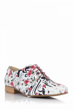 Zapato Blucher Vedia de piel