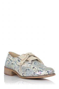 Zapato Blucher yair de piel