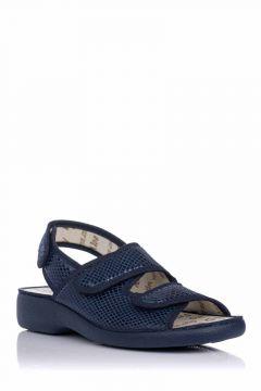 Sandalia ancho especial con velcros