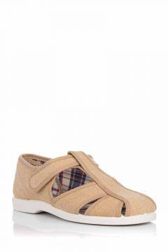 Sandalia de lona