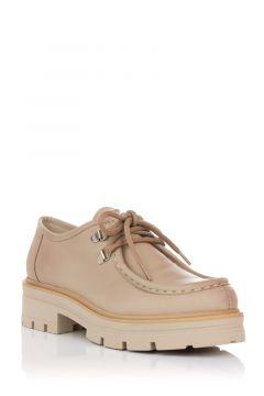 Zapato walabi con plataforma