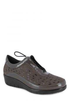 Zapato sport con cuña