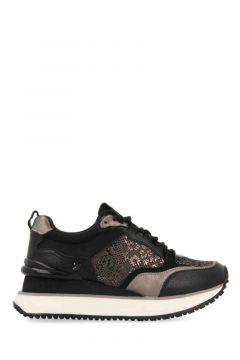 Selje sneaker con cuña y plataforma