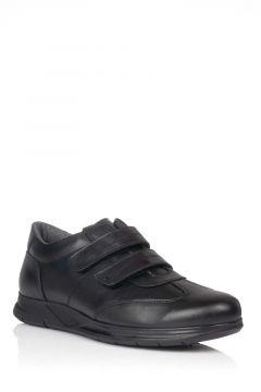 Zapato con doble velcro