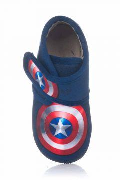 Zapatilla de casa 'Capitán América'