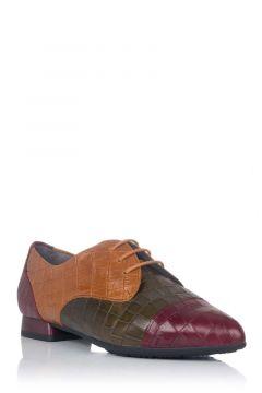 Zapato Oxford Tricolor