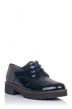 Zapato Oxford de piel Charol