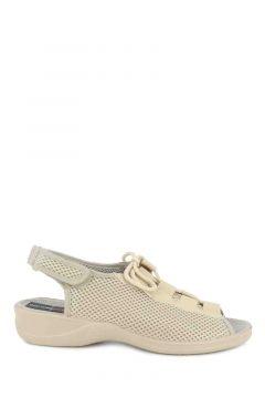 Sandalia pies delicados