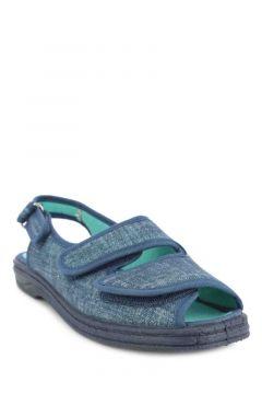 Sandalia para pies delicados