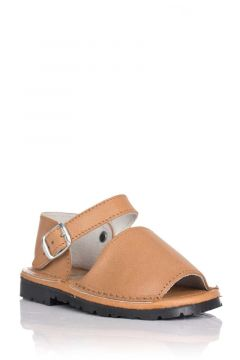 Sandalia menorquina - Piel guante
